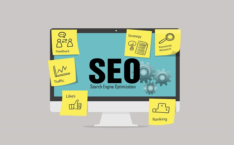 企业网站建设把网站关键词优化到首页后,千万不要停止优化操作